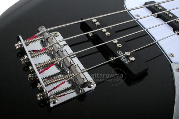STAGG B300 BK Jazz Bass