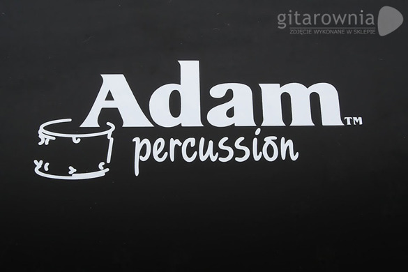 "ADAM naciąg na floor tom 16 "" Black ADO16B"