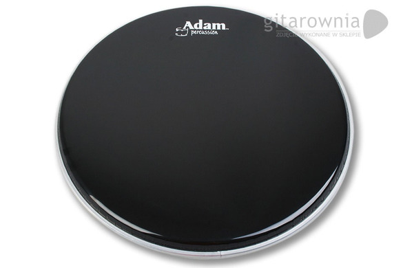 "ADAM naciąg na tom tom 13 "" Black ADO13B"