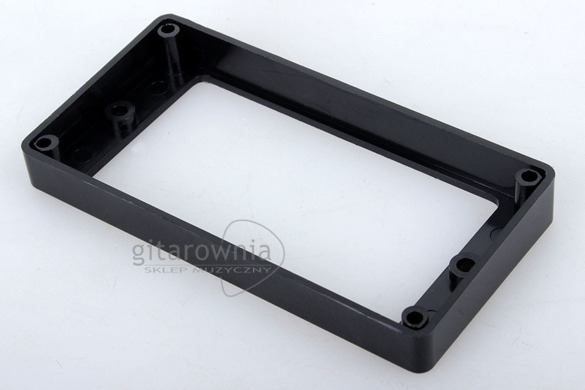 Boston HPF02TBK | ramka do humbucker'a | skośna 10-12 mm