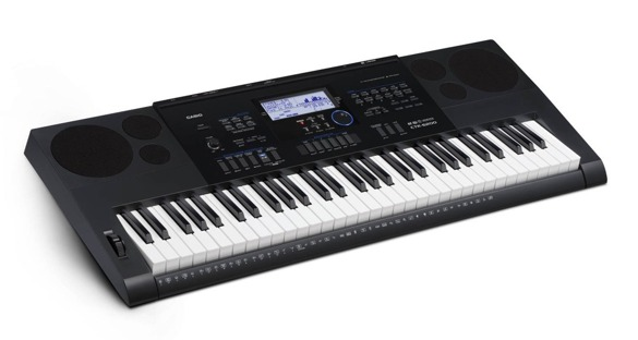 CASIO keyboard CTK 6200