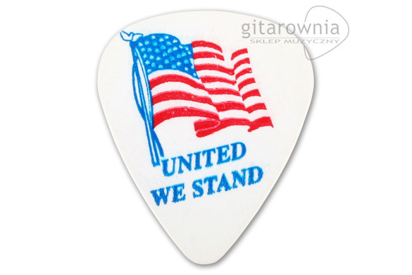 D'ANDREA USA351 United We Stand, kostka gitarowa medium