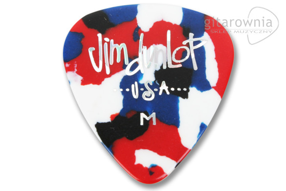 DUNLOP 351 Genuine Celluloid Confetti MED