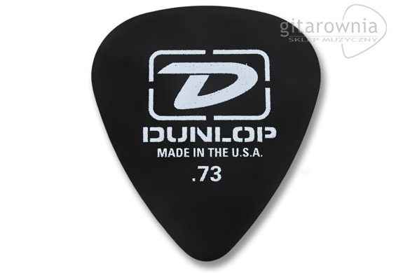 DUNLOP kostka gitarowa Lucky 13 Genuine Parts .73
