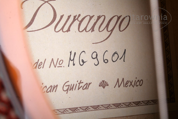 DURANGO MG9601 VS 3/4