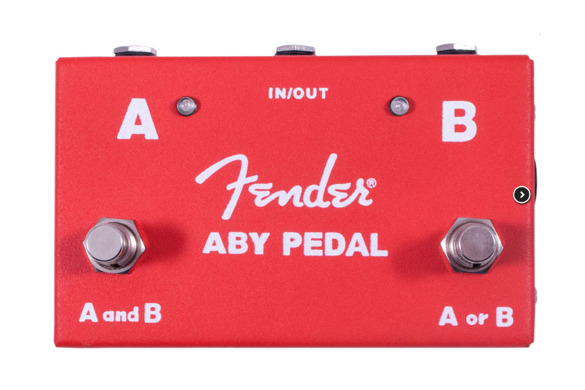 FENDER 0234506000 Footswitch ABY