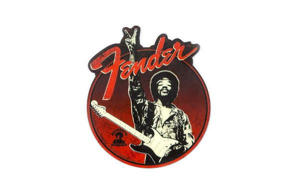 FENDER 9100277000 Mages Jimi Hendrix Peace Sign