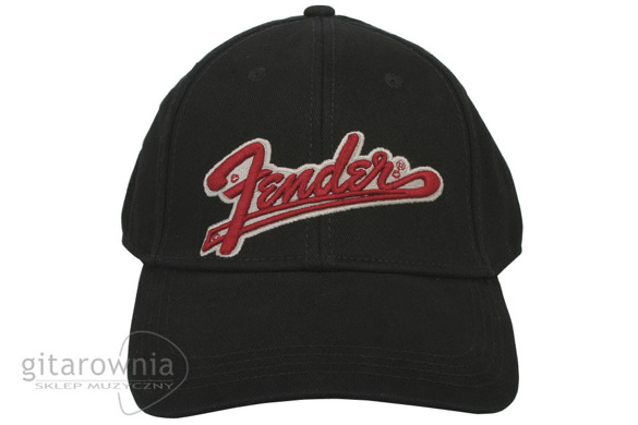 FENDER |  Patch Logo Stretch | czapka z daszkiem | L/XL