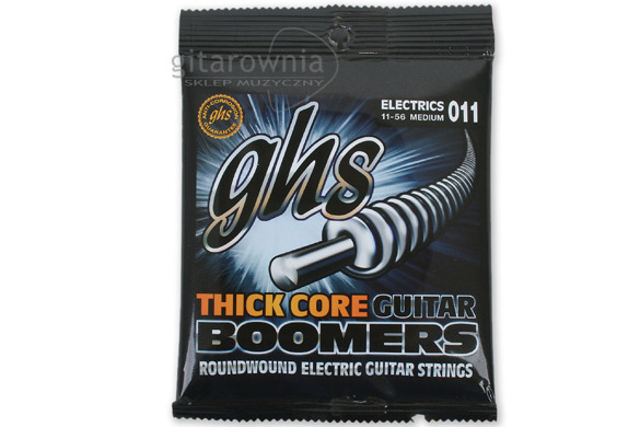 GHS HCGBM struny thick core boomers | 11-56