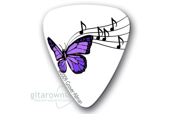 GROVER ALLMAN PIC0166 Musical Butterfly