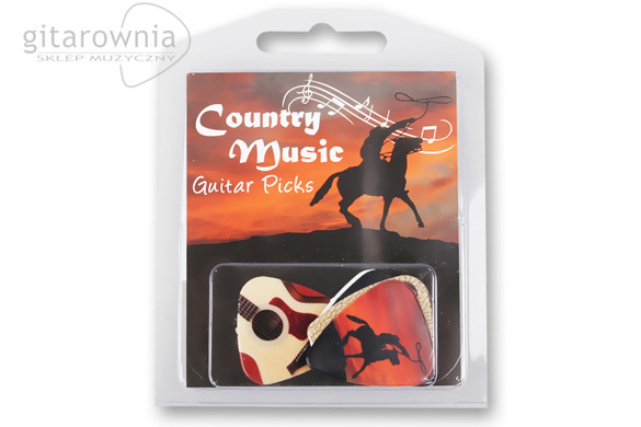 GROVER ALLMAN PIC0224 Country Music 5 Pack