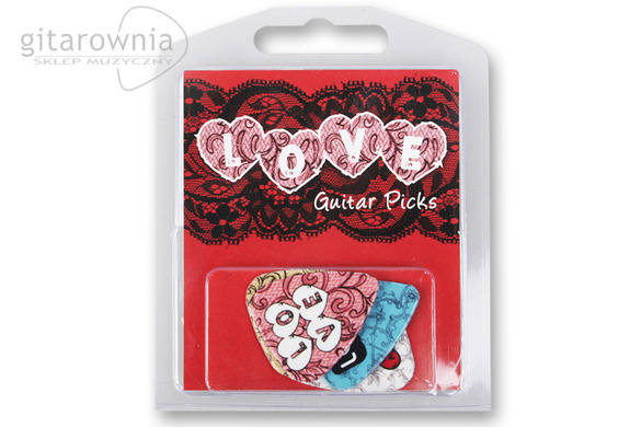 GROVER ALLMAN PIC0225 Love 5 Pack