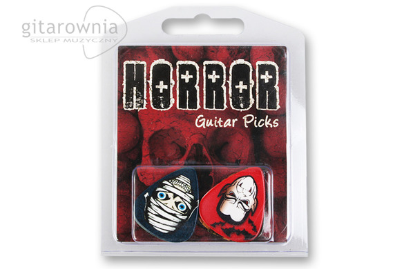 GROVER ALLMAN PIC0230 Horror 5 Pack