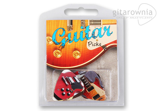 GROVER ALLMANN Guitar 5 Pack