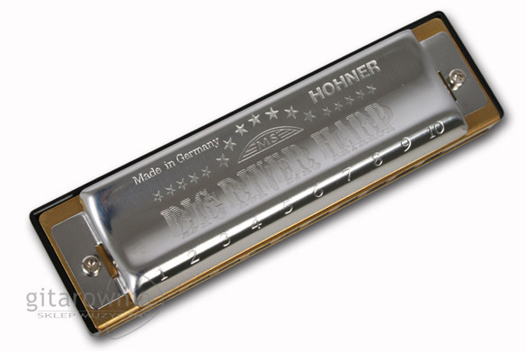 HOHNER Big River Harp C