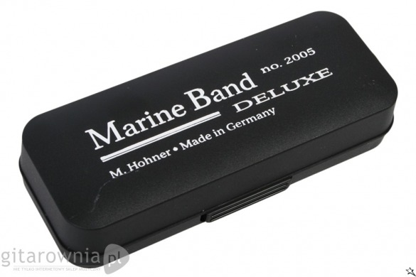 HOHNER Marine Band Deluxe Fis