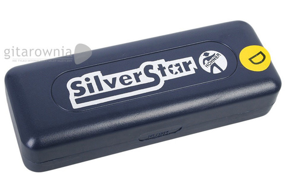 HOHNER Silver Star F
