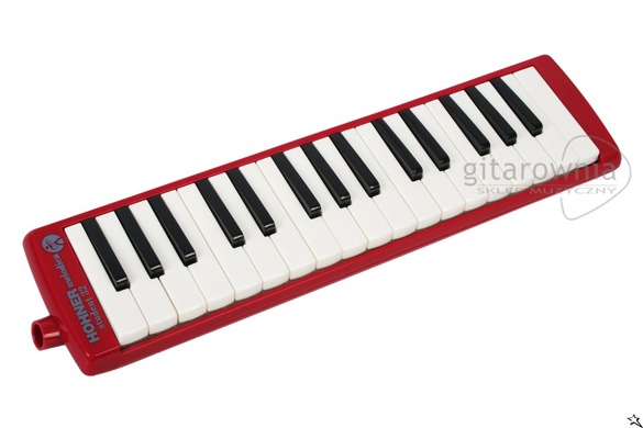HOHNER Student 32 Red melodyka
