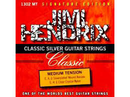 JIMI HENDRIX 1302 MT struny | Medium
