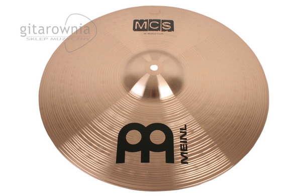 MEINL MCS16 talerz, crash 16 ""