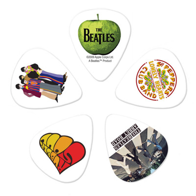 PLANET WAVES Beatles Albums MED