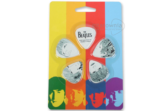 PLANET WAVES Beatles Revolver THN