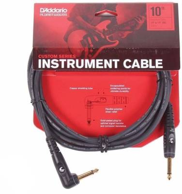PLANET WAVES PW-GRA-10 kabel