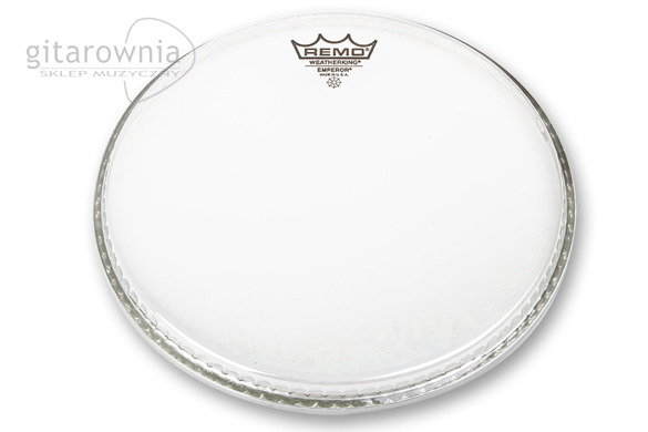 "REMO naciąg na tom tom 10 "" Emperor Clear BE031000"