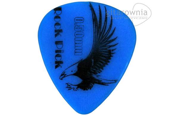 ROCK PICK DRP kostka .96 | 7 | BL