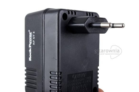 ROCK POWER Power Supply  zasilacz  AC 9V / 2.1A