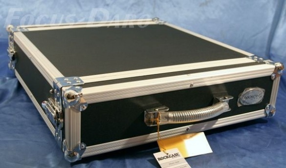Rockcase Eco Line RC24002B - case rack 2U