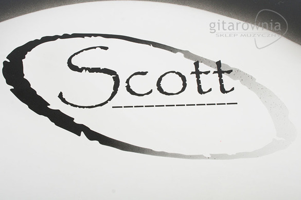 SCOTT 531105 Black Edge 16""