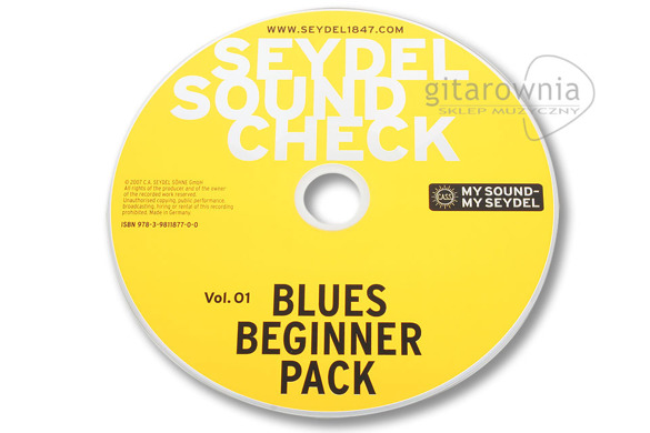 SEYDEL Blues Beginner Pack Vol. 1
