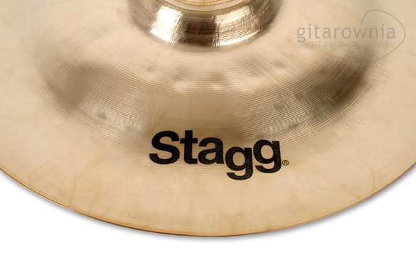 STAGG | DHCH10B | blacha perkusyjna China 10""