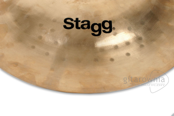 STAGG | DHCH12B | blacha perkusyjna China 12""