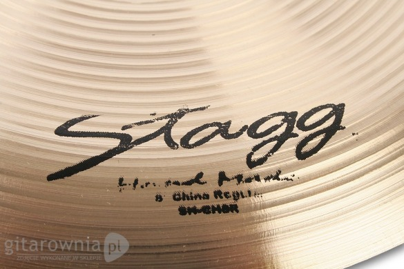 STAGG mini china SH 8 ""