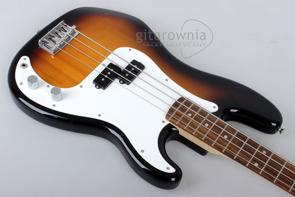 Squier by FENDER Affinity Precision Bass BSB