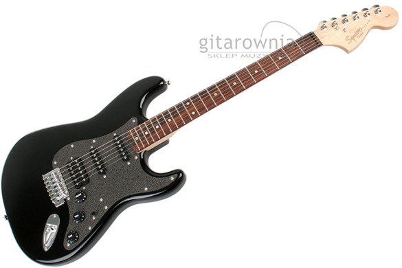 Squier by FENDER Affinity Stratocaster Fat Strat MBK