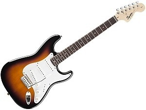 Squier by FENDER Affinity Stratocaster SSS BSB