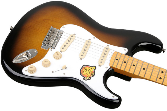 Squier by FENDER Classic Vibe 50' Strat MP 2TS