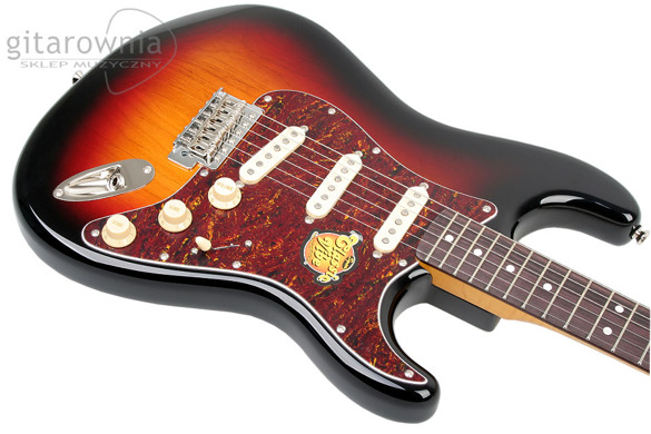 Squier by FENDER Classic Vibe 60' Stratocaster RW 3TS
