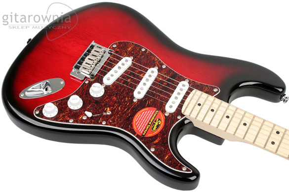 Squier by FENDER Standard Stratocaster RW ATB