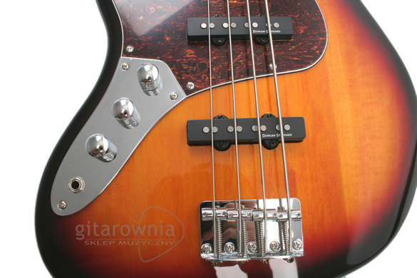 Squier by FENDER Vintage Modified Jazz Bass 3TS LH