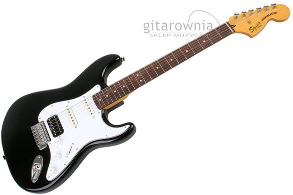 Squier by FENDER Vintage Modified Strat HSS RW BK