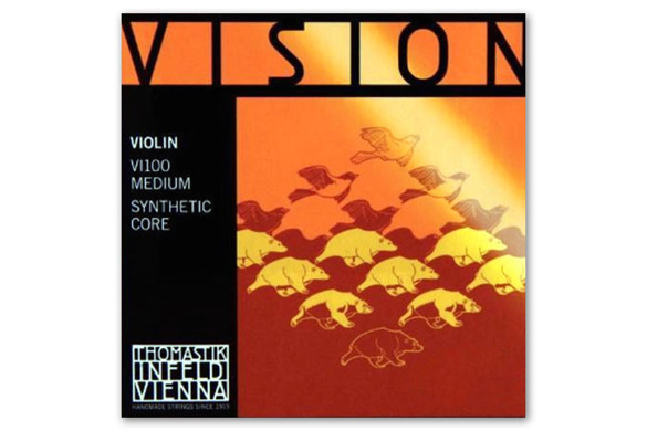 THOMASTIK INFELD VISION  VI100 | struny do skrzypiec 4/4