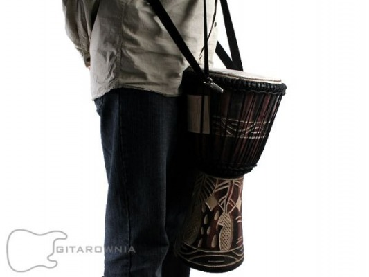 UNIQUE BRANDS pas, szelki do Djembe