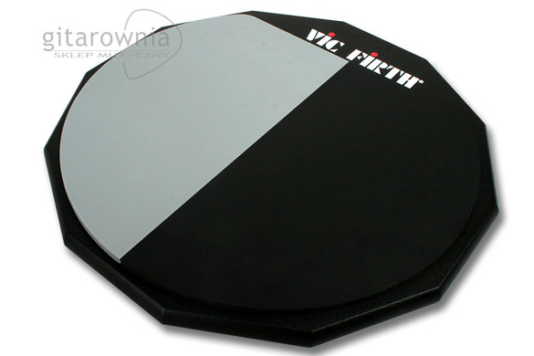 VIC FIRTH | PAD12H | pad treningowy | jednostronny | 12""