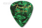 FENDER Premium Celluloid 351 Green Moto Medium kostka gitarowa