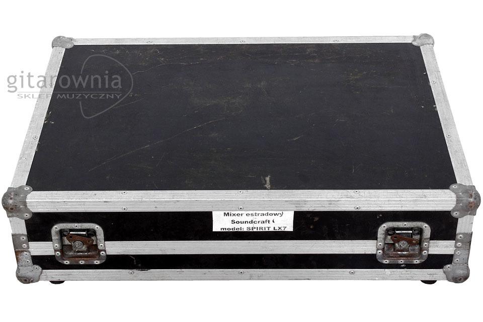 PACO CASES Case na mixer np  Spirit LX-7 | 896 x 627 x 210 mm