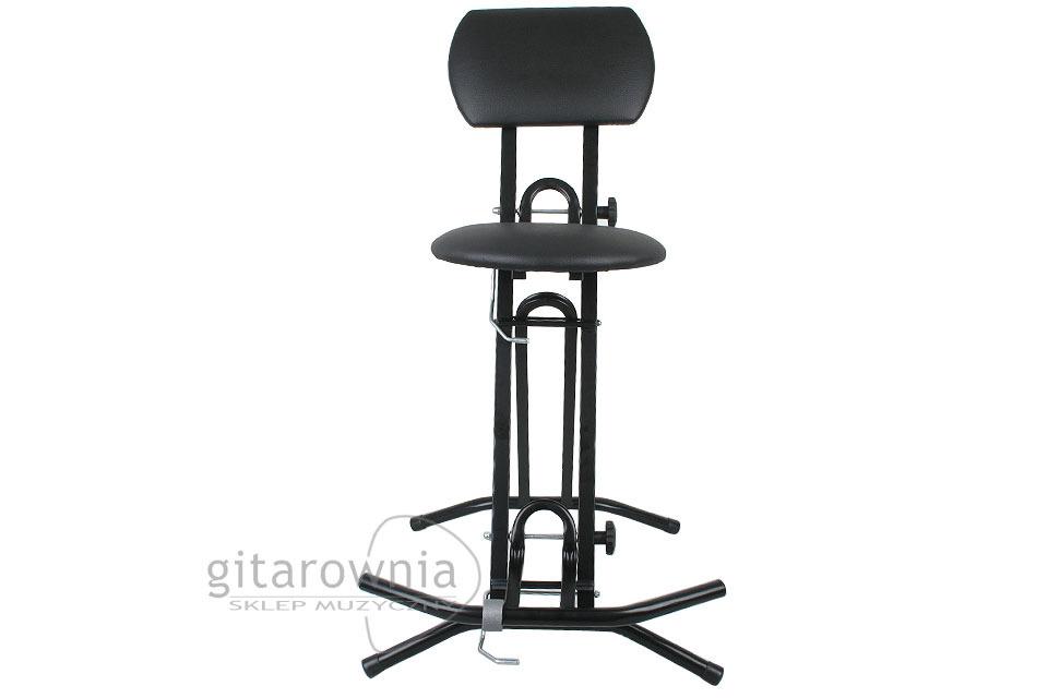 Krzesło dla muzyka, gitarzysty, klawiszowca Galeria zdjęć